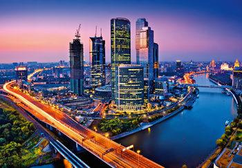 MOSCOW TWILIGHT Kuvatapetti
