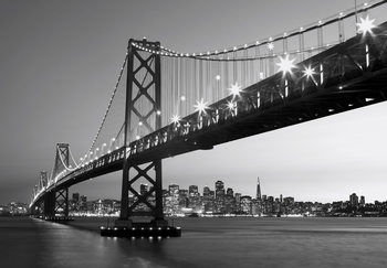 SAN FRANCISCO  Kuvatapetti, Tapettijuliste