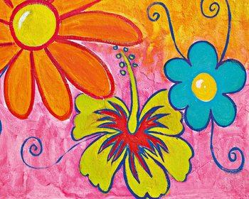 Kuvatapetti, TapettijulisteSpring Flowers