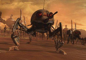 Kuvatapetti, TapettijulisteStar Wars DSD1 Dwarf Spider Droid