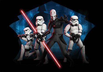 Kuvatapetti, TapettijulisteStar Wars Rebels Inquisitor Sith