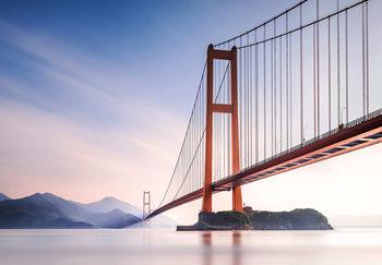 Xihou Bridge Kuvatapetti, Tapettijuliste