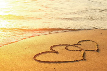 Lasitaulu Sea - Hearts in the Sand