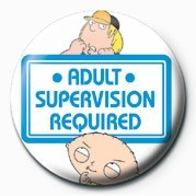 Merkit  Family Guy (Adult Supervis
