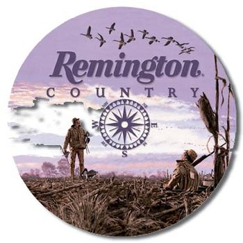 REMINGTON COUNTRY Metal Sign