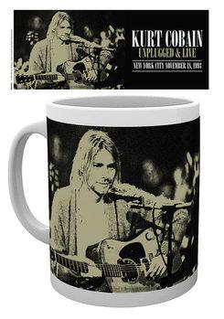 Kurt Cobain - Unplugged Mug