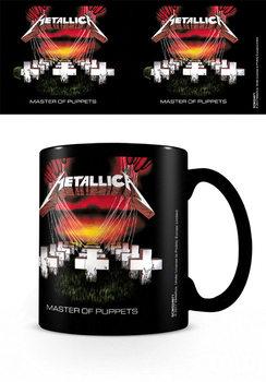 Metallica - Master of Puppets Mug
