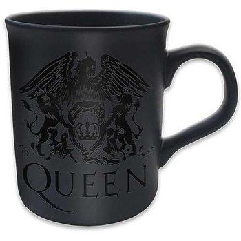 Queen – Crest Matt Mug