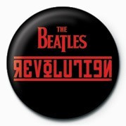 Pins BEATLES (REVOLUTION)