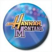 Pins HANNAH MONTANA - Logo