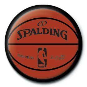 Pins NBA - game ball