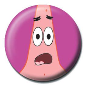 Pins SPONGEBOB - patrick face