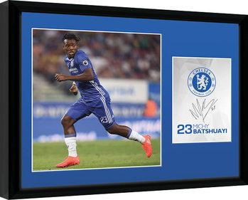 Chelsea - Batshuayi 16/17 Framed poster