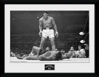 Muhammad Ali - Liston plastic frame