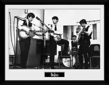 The Beatles - Studio plastic frame