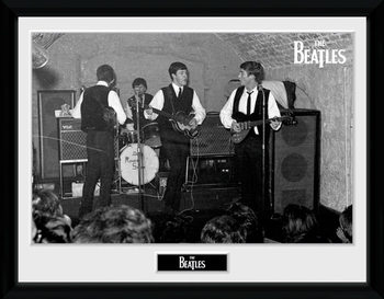 The Beatles - The Cavern 2 plastic frame
