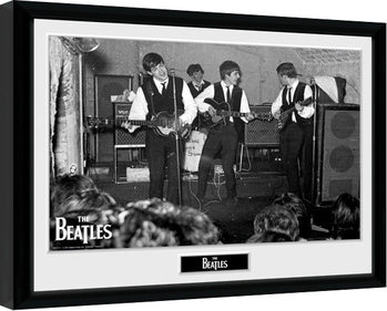 The Beatles - The Cavern 3 Framed poster