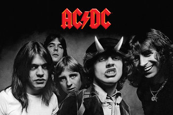 Pôster AC/DC - Highway to Hell
