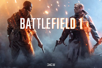 Battlefield 1 - Squad Poster