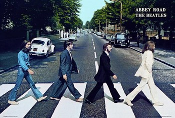 Beatles - abbey road Poster, Art Print