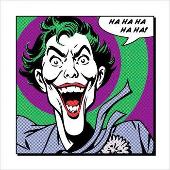 Joker - Ha Ha Ha Ha Ha Art Print