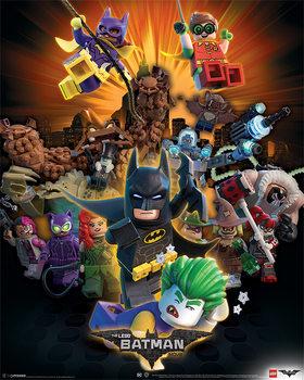 Lego® Batman - Boom Poster