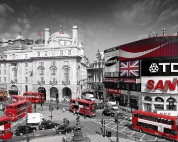 Pôster London - piccadilly circus
