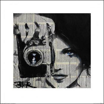 Loui Jover - Focus Art Print