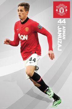 Manchester United FC - Januzaj 13/14 Poster, Art Print