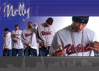 Nelly - Montage Poster