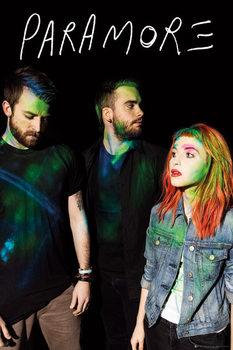 Paramore - album Poster