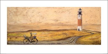 Sam Toft - A Day of Light Art Print