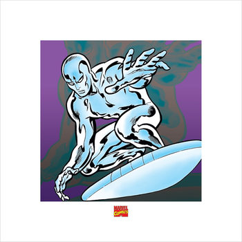 Silver Surfer - Marvel Comics Art Print