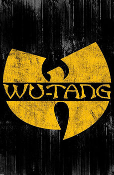 Wu-Tang Clan - Logo Poster