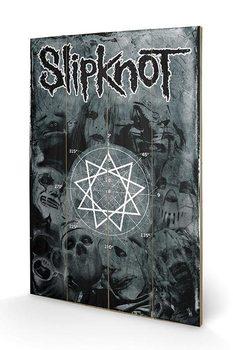 Slipknot - Pentagram Puukyltti