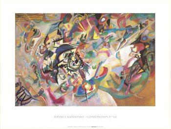 Reprodução do quadro Composition 1919