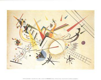 Reprodução do quadro Composition 1922