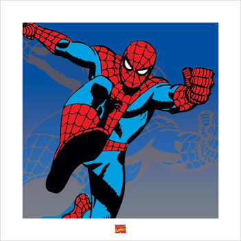 Reprodução do quadro  Spider-Man - Marvel Comics