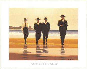 Reprodução do quadro The Billy Boys, 1994