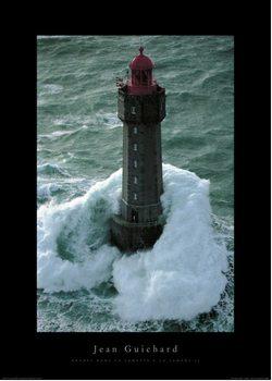 Jean Guichard - Phare Dans La Tempête, La Jument II Taide