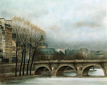 Le Pont Neuf Taide