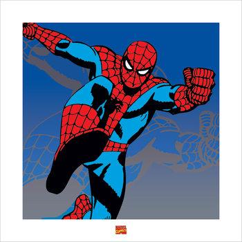 Spider-Man - Marvel Comics Taidejuliste