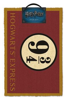 Tapete de entrada Harry Potter - Hogwarts Express