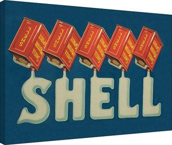 Tela Shell - Five Cans 'Shell', 1920