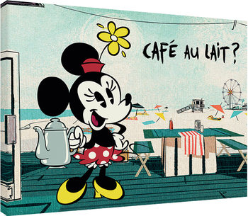 Mickey Shorts - Café Au Lait? Toile