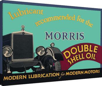 Shell  - Morris, 1928 Toile