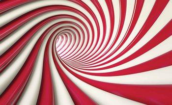 Abstrait Swirl Poster Mural