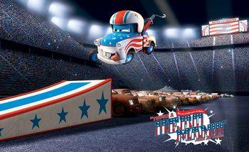 Disney Cars Poster Mural