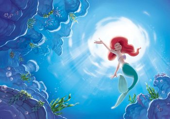 Disney Little Mermaid Ariel Poster Mural