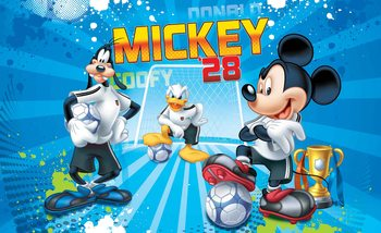 Disney Mickey Mouse Poster Mural